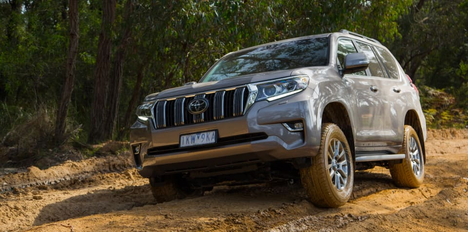 2018 Toyota Landcruiser Prado Kakadu review
