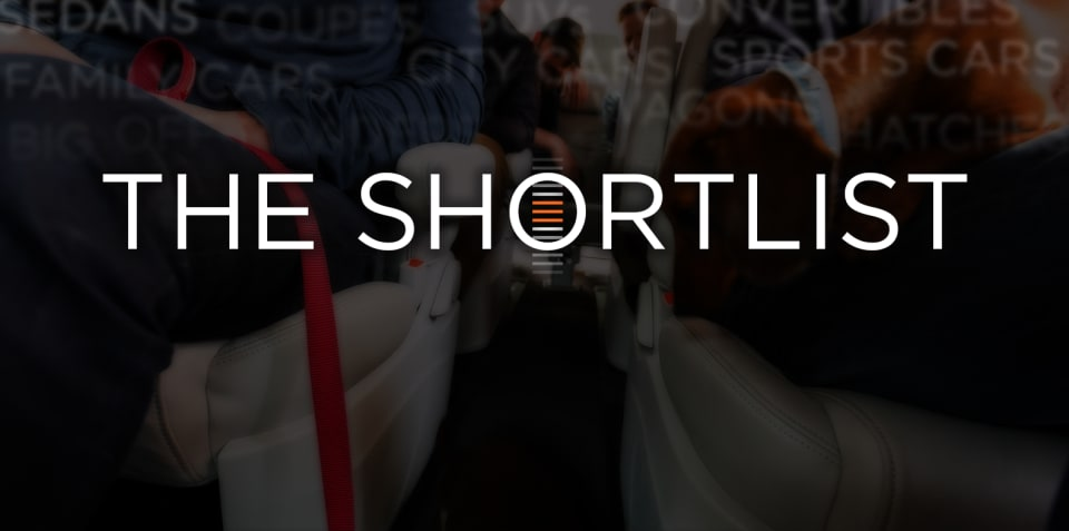 The Shortlist: Family with a toddler, AWD car up to $40K