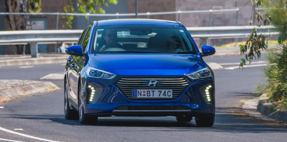 Hyundai, Kia collaborating on EV platform
