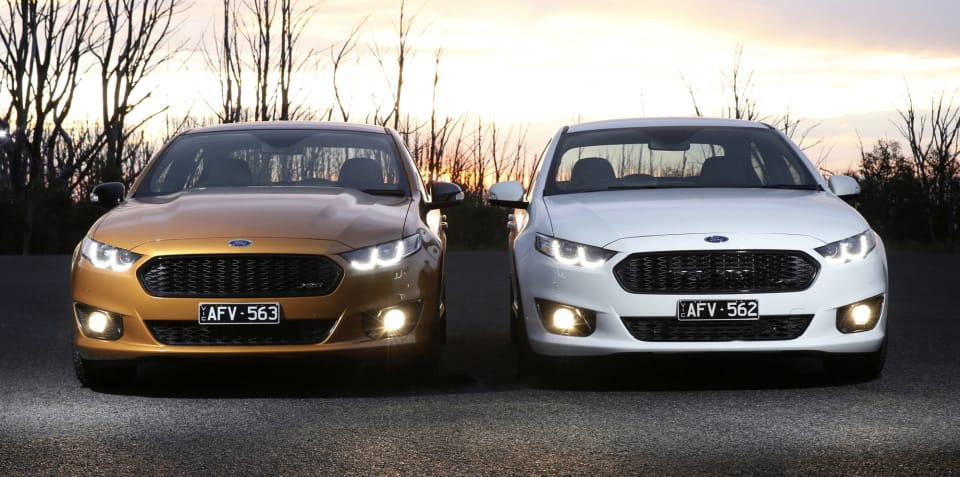 2016 Ford Falcon XR6 Sprint and XR8 Sprint gallery