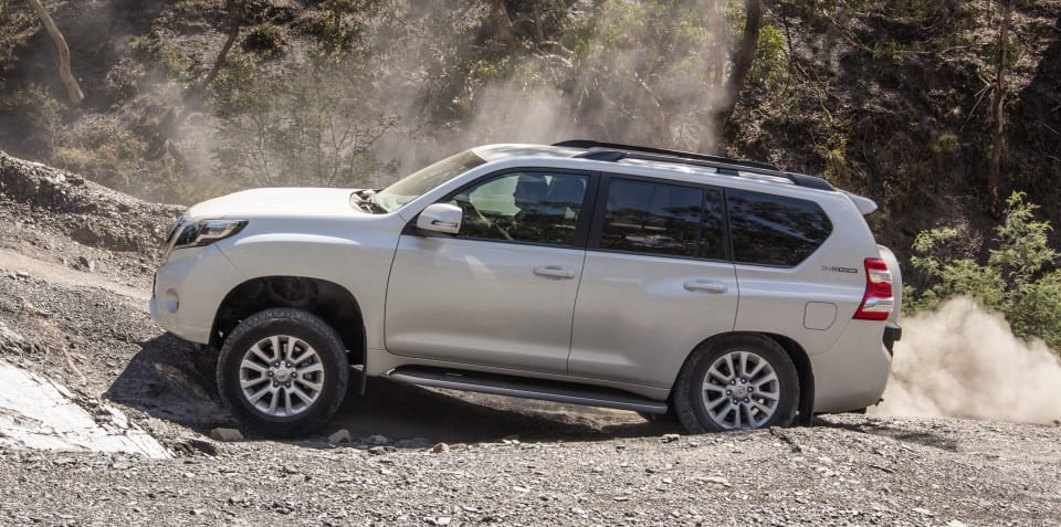2016 Toyota LandCruiser Prado VX : Long-term report three