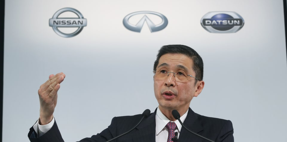 Nissan CEO unaware of Renault's desire to pursue merger with Fiat Chrysler