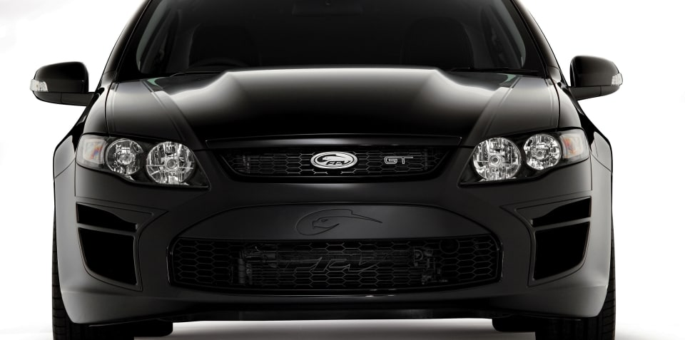 Ford Falcon GT: quicker model due September