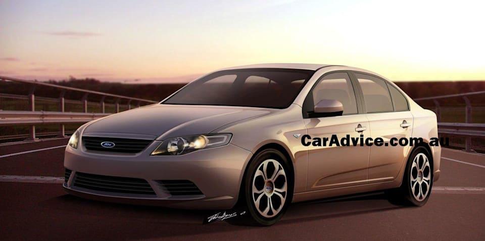 Ford RWD platform goes global