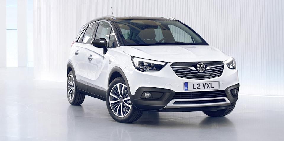 2017 Opel Crossland X revealed as Meriva replacement