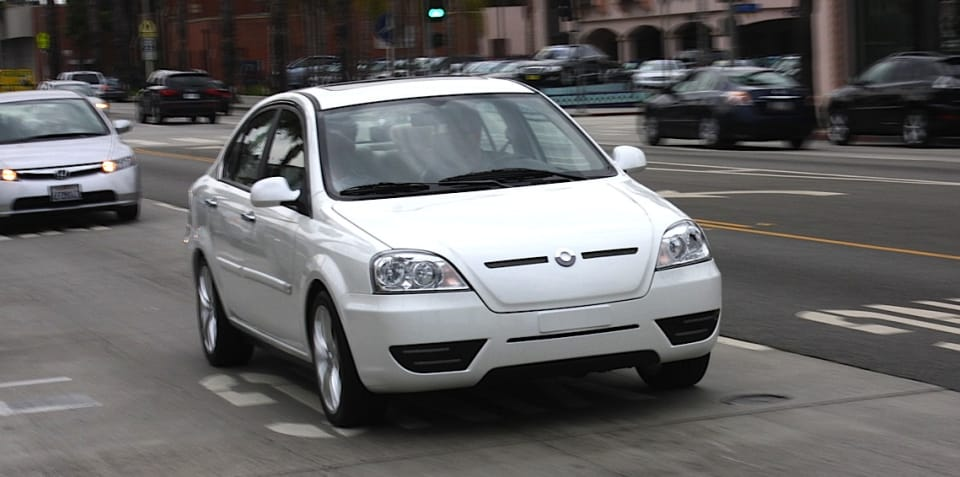 Californian EV maker Coda files for bankruptcy