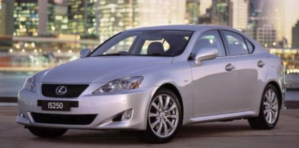 Lexus Is250 Vsc Recall