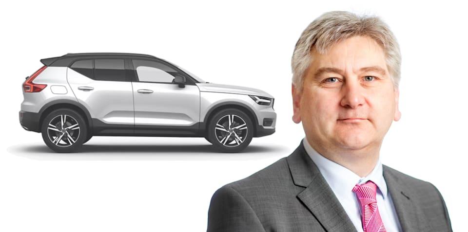 Volvo Car Australia announces Nick Connor as Managing Director