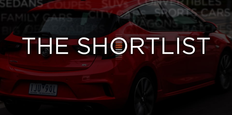The Shortlist: $35k small hatch with lots of rear-seat leg room