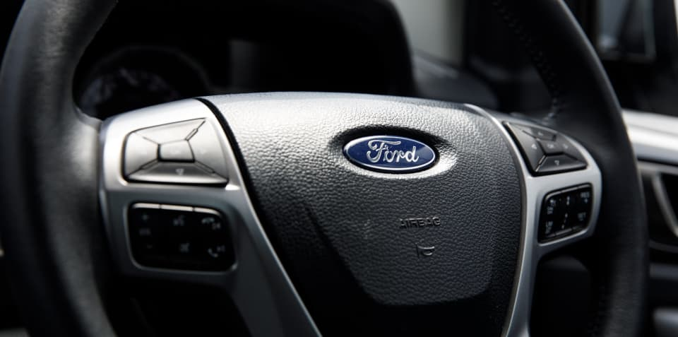 Ford Australia announces five-year warranty