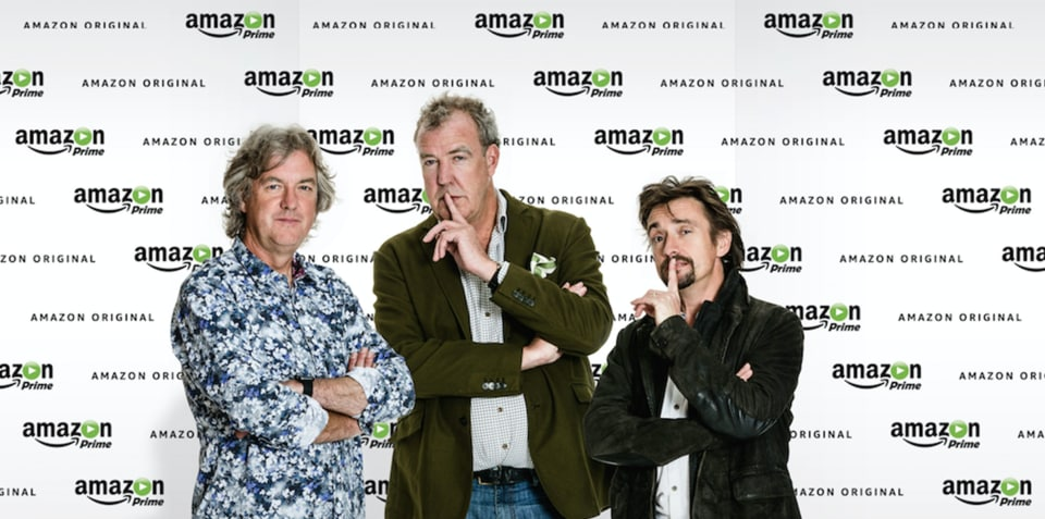 Top Gear follow-up with Clarkson, Hammond, May coming to Amazon streaming