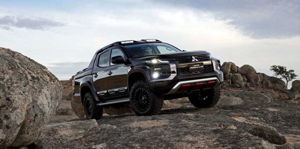 Mitsubishi not planning Ford Ranger Raptor rival