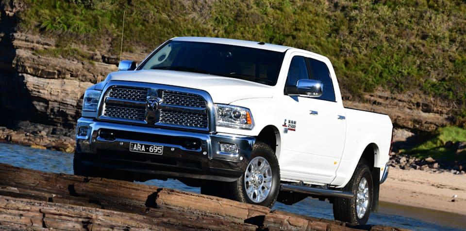 2015-18 Ram 2500 and 3500 recalled again - UPDATE