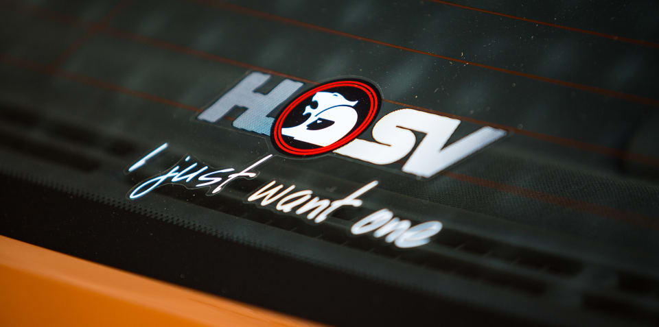 HSV Colorado coming: Engine, chassis and looks to be modded