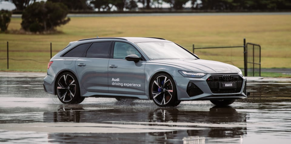 2021 Audi Driving Experience – track thrills and driving skills honed by a day at Phillip Island
