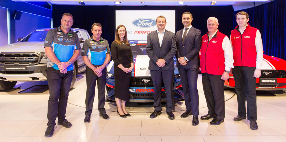 Ford Mustang confirmed for Supercars series, Ford Performance hits Australia