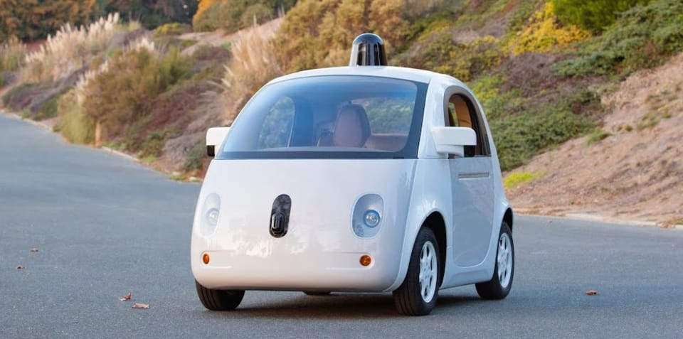 Google self-driving car revealed in production guise