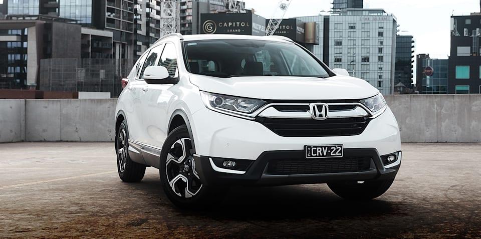 2018 Honda CR-V VTi-L review