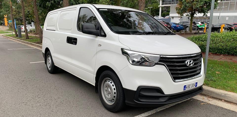 Negotiating Christmas in the 2018 Hyundai iLoad