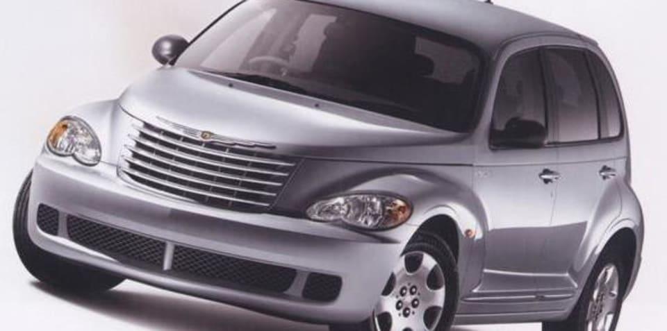 Chrysler PT Cruiser Left and Right Rear Quarter Windows Recall