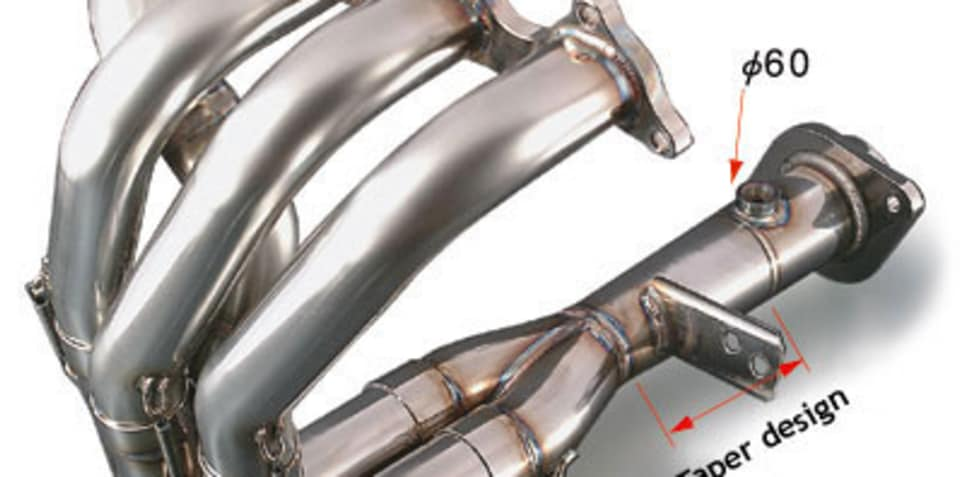 Exhaust Manifold and Header