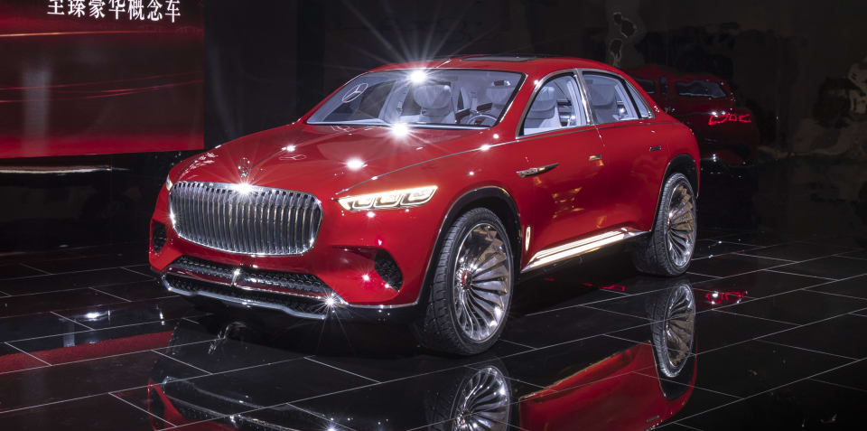 Mercedes-Benz: Chinese tastes influencing future models