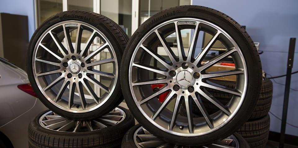 Dodgy imitation wheels potential killers, says peak body