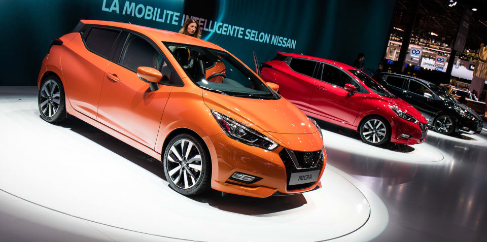 2017 Nissan Micra unlikely for Australia