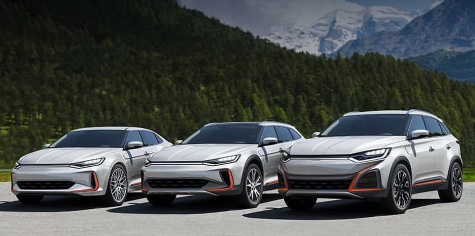 China's WM Motor to launch four affordable EVs