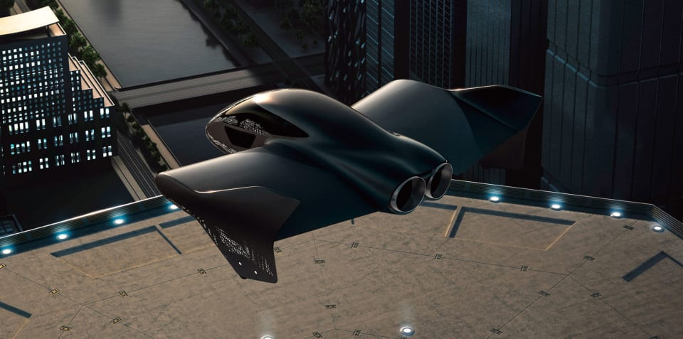 Porsche and Boeing team up for 'urban air mobility' project