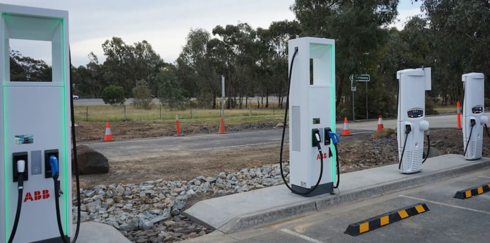 $15 million high-speed charge network coming to Australian interstate highways