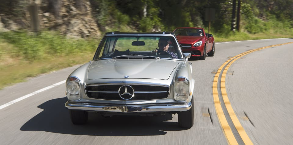 South Coast Subaru >> Road Trip USA: Pacific Coast Highway in a 1969 Mercedes ...