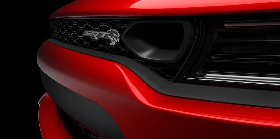 2019 Dodge Charger facelift teased