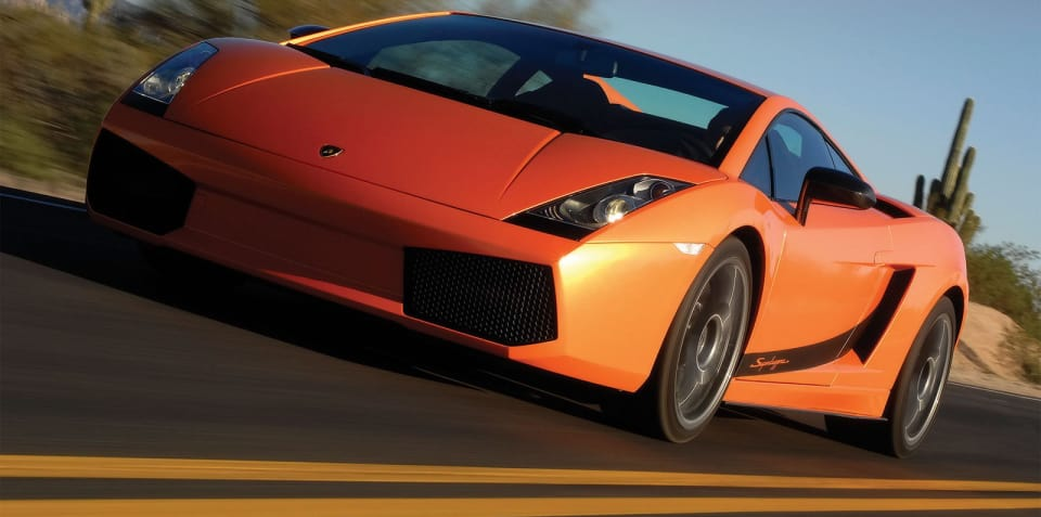 Lamborghini Superleggera production ends