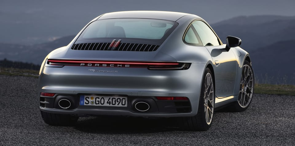 2019 Porsche 911 goes official, here in Q2 2019