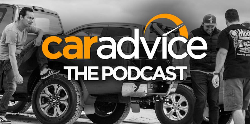 "The CarAdvice.com podcast: ""It's aliiive!"""