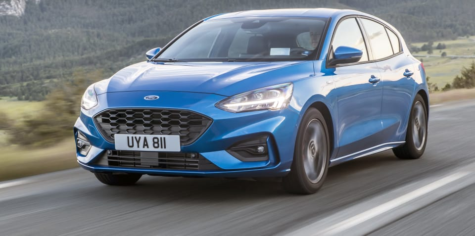 2019 Ford Focus pricing and specs