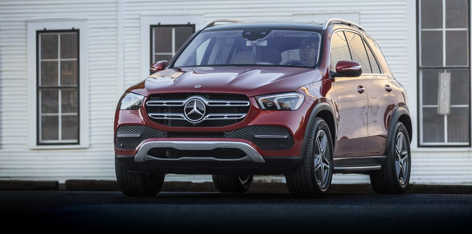 2019 Mercedes-Benz GLE review