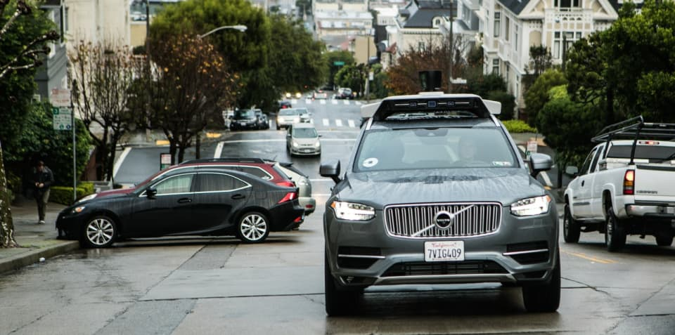 Uber 'safety driver' was watching Hulu before fatal crash