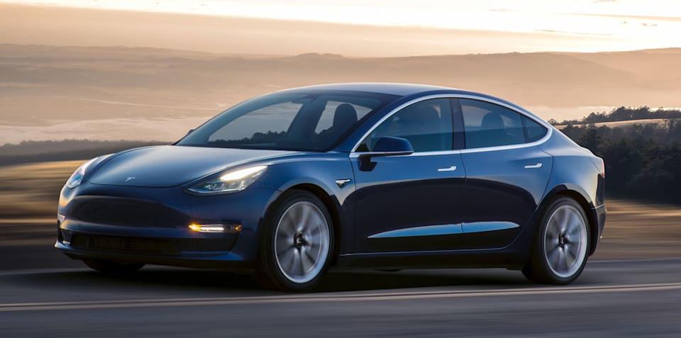 FBI investigating Tesla's Model 3 production targets