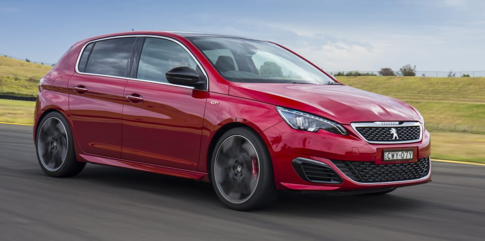"Peugeot Australia ""extremely happy"" with sub-$45-$50k 308 GTi pricing"