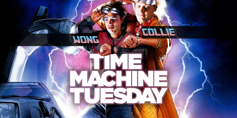 Time Machine Tuesday: 24 July 2018