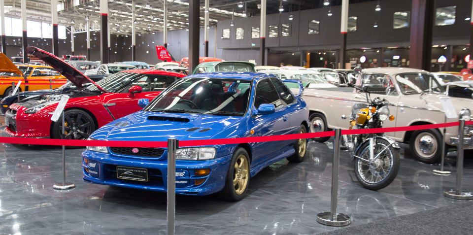 Gosford Classic Car Museum Review: An afternoon in the company of legends