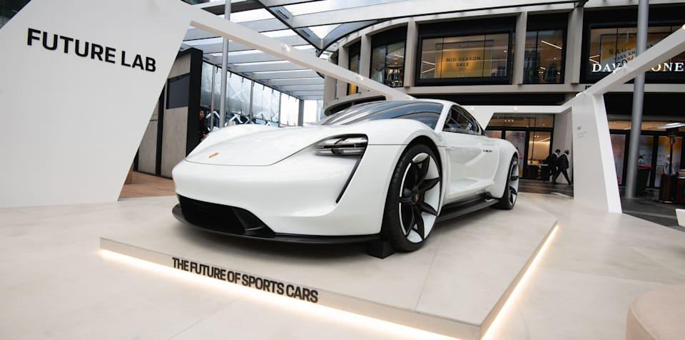Porsche Taycan: Australian launch confirmed for 2020