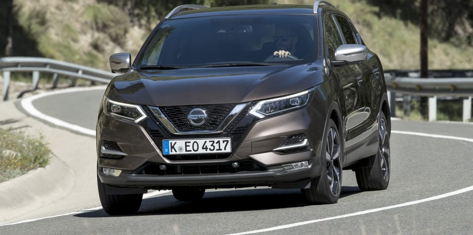2019 Nissan Qashqai gets Apple CarPlay, Android Auto in Europe, not for Oz
