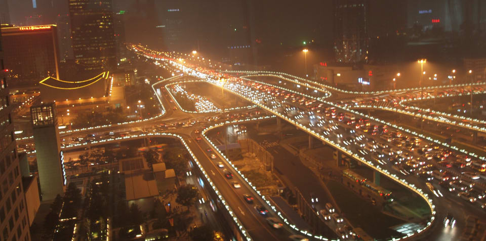 China: Car sales fall 11.6 per cent, manufacturers feel the pinch