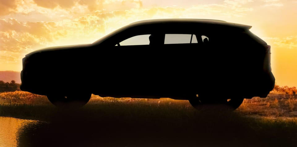 2019 Toyota RAV4 previewed, due in Australia next year
