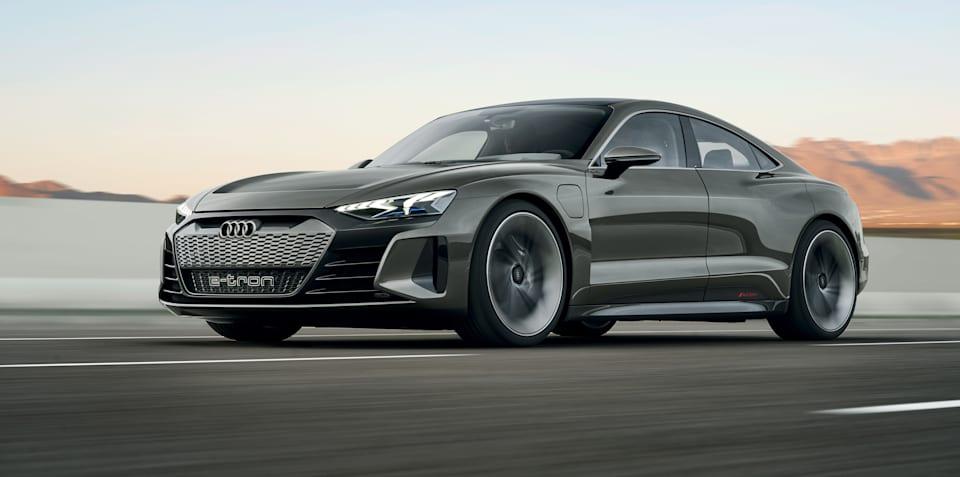 Audi e-tron GT on the cards for Australia