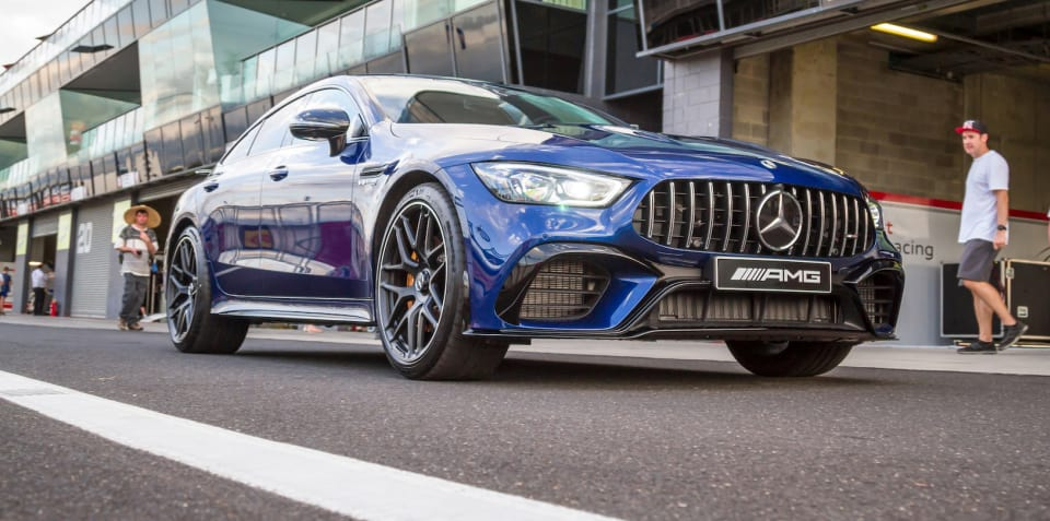 2019 Mercedes-AMG GT 4-Door pricing and specs