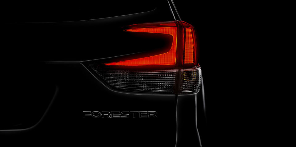 2019 Subaru Forester previewed, due in Australia this year